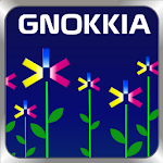 Abstract Flowers Theme Go Dev Icon