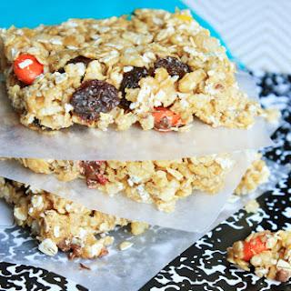 Rice Krispies Peanut Butter Granola Bars.