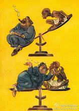 Photo: 张乐平:不平衡的平衡(1946)