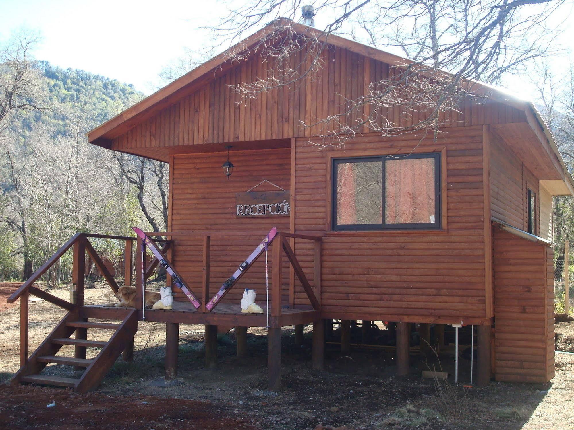 Cabanas Roble Quemado
