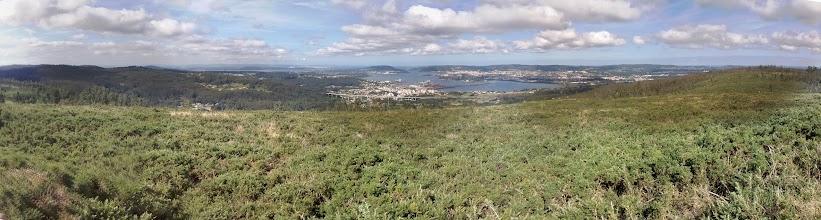 Photo: Vista Panorámica desde Coto do Rei