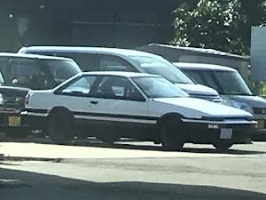 スプリンタートレノ AE86 S60 GT  2ドアのカスタム事例画像 makotさんの2019年08月11日08:26の投稿