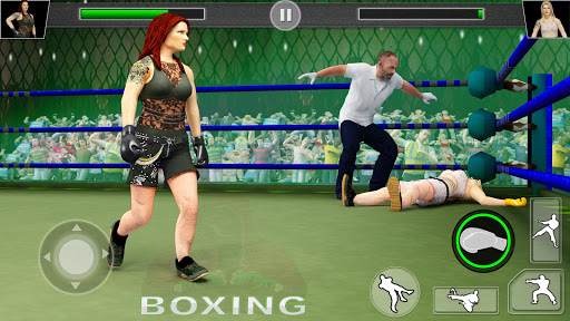PRO Punch Boxing Champions 2018: Real Kick Boxers 1.0 screenshots 2