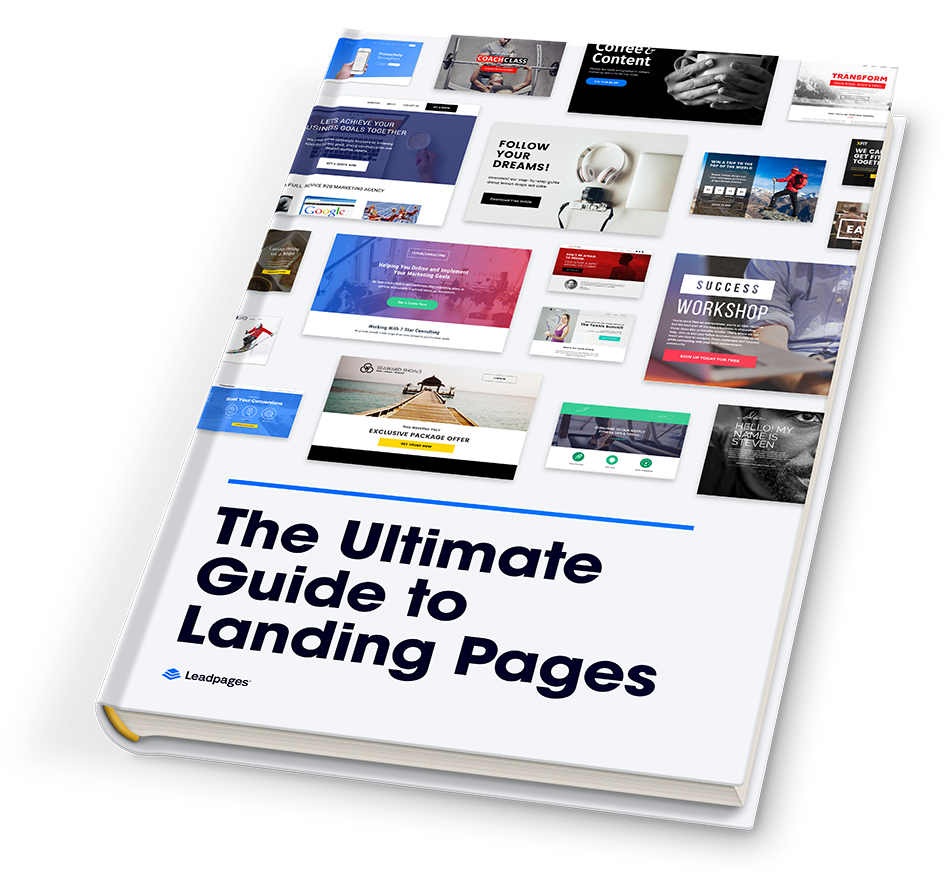 The ultimate landing page guide!!