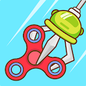 Claw Prize Machine Spinner Simulator icon