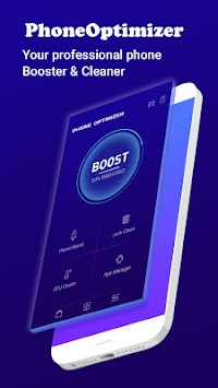 Phone Optimizer APK screenshot thumbnail 1