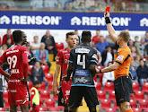 Mouscron a déposé une plainte auprès de l'Union Belge de football