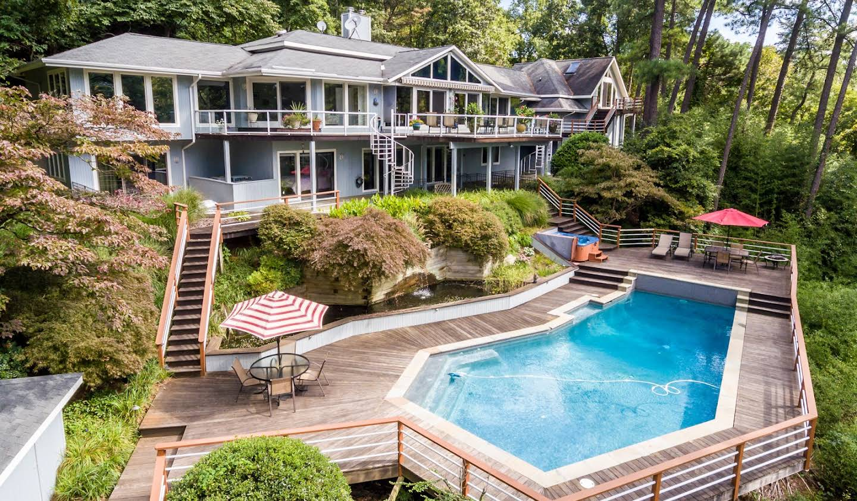 Maison avec piscine et terrasse Annapolis