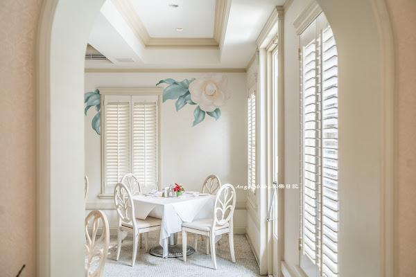 中山站 最美的歐式白色洋房『GALERIE BISTRO』 超值商業午餐、好吃義大利麵、姊妹淘約會推薦