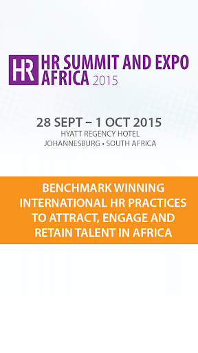 HR Summit Expo Africa