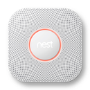 Nest Protect with pulsing red ring