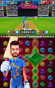 Cricket Rivals – New Cricket Match 3 Puzzle Games 3