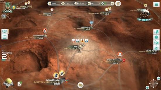 Mars Tomorrow - náhled