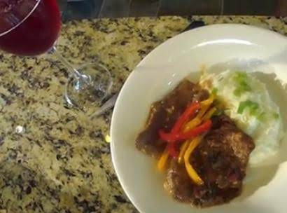Grillades And Grits Recipe
