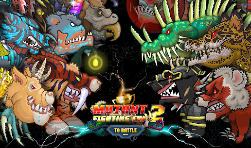 Mutant Fighting Cup 2 MOD APK (Unlimited Energy) 1