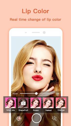 Selfie Camera - Beauty Camera & Photo Editor 1.4.2 screenshots 2