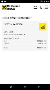Raiffeisen Bank SK - náhled