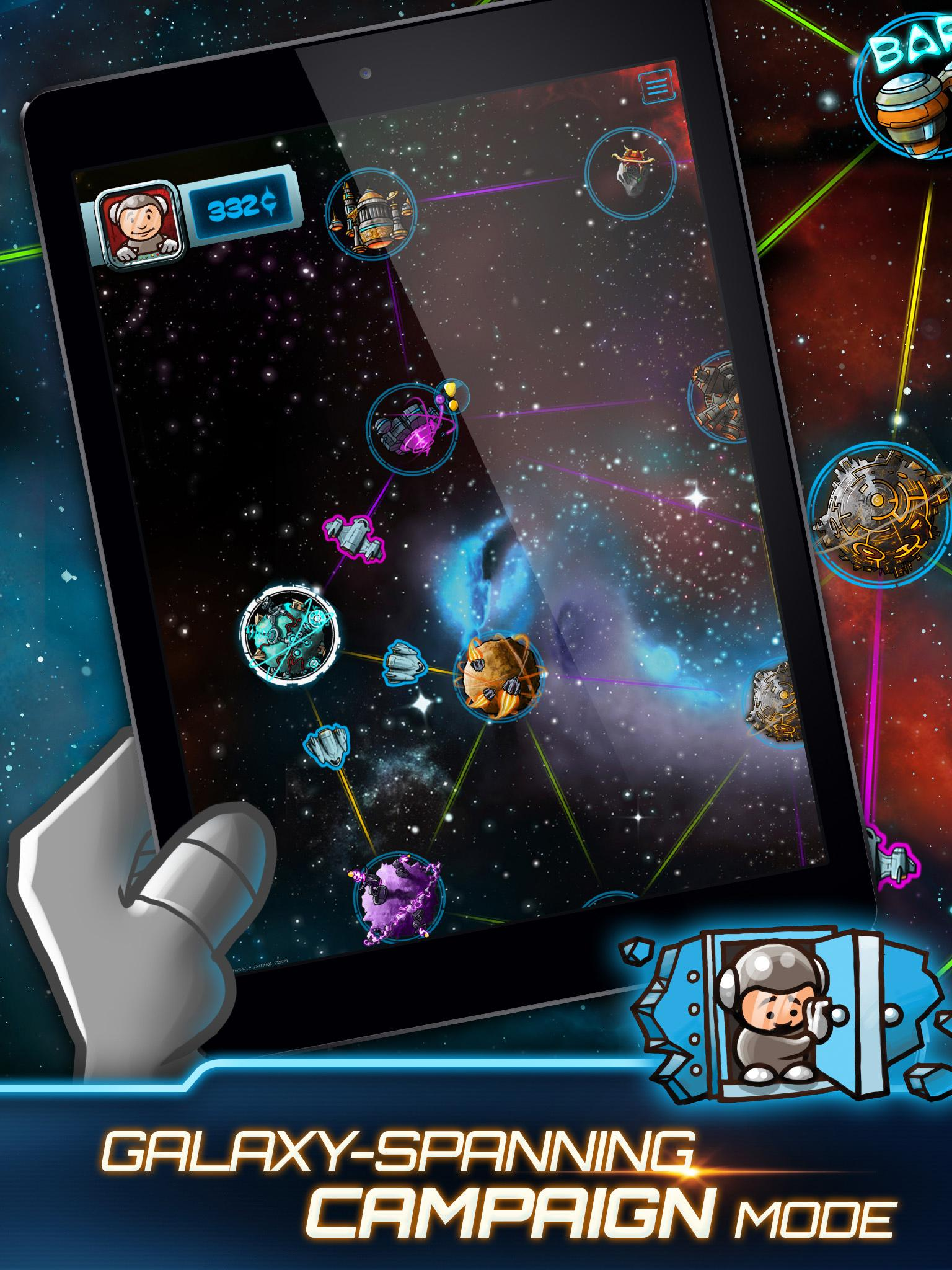 Galaxy Trucker screenshot #8