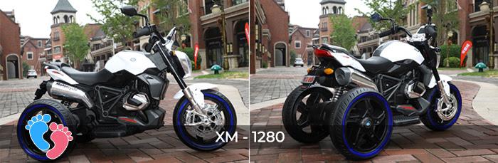 Xe moto điện cho bé XM-1280 5