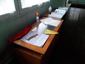 Photo: Порізка бляхи під основу та поклейка плівки Оракал