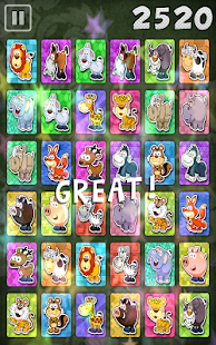 Kids Memory Match Animals Game- screenshot thumbnail