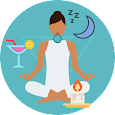 Music for Sleep Relax Meditation & Therapy icon