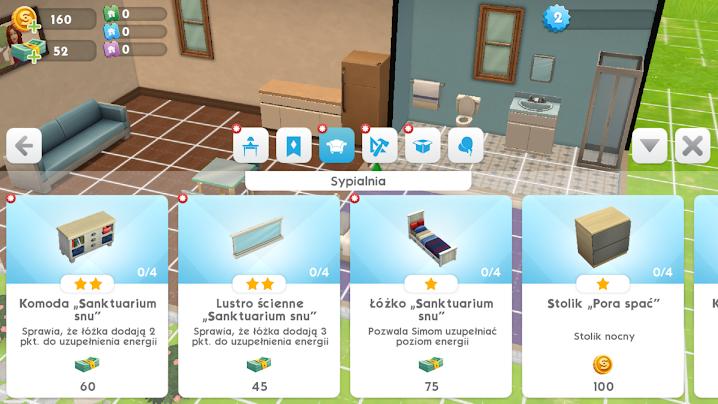 the sims mobile 10 grzechów głównych