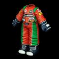 レイサーのスーツ
