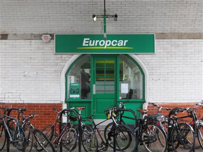 Europcar On Ranelagh Gardens Car Van Hire In Fulham London Sw6 3ur