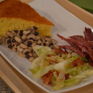 Basic Black Eyed Peas with Ham Hock Recipe