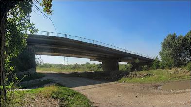 Photo: Str. Funicularului, vedere pod si Str. Alba Iulia peste raul Aries si Str. Funicularului  - 2017.07.18