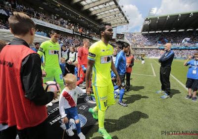 Renato Neto va quitter Gand, le Cercle de Bruges est dessus