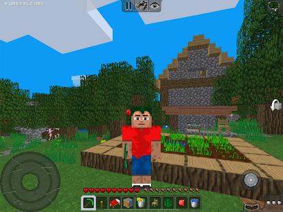 Download MultiCraft ― Build and Mine!  apk screenshot 4
