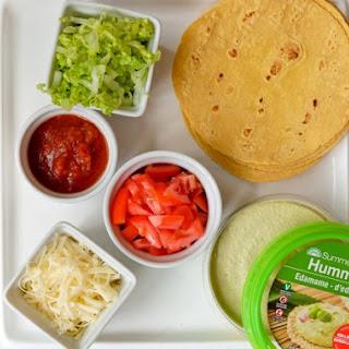 Mexican Pinwheel Sandwiches