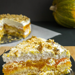 No Bake Pumpkin Tiramisu