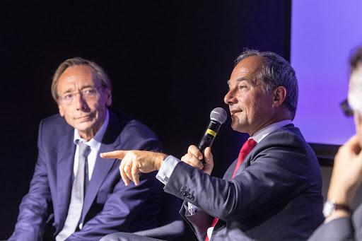CLUB LES ECHOS DÉBATS AVEC FRÉDÉRIC OUDÉA, DIRECTEUR GÉNÉRAL DU GROUPE SOCIÉTÉ GÉNÉRALE