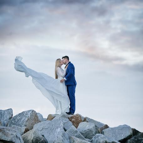 Wedding photographer Paweł Górecki (pawelgorecki). Photo of 07.12.2017