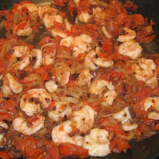 Greek Shrimp Saganaki