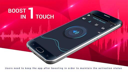 Super Loud Volume Booster ud83dudd0a Speaker Booster 8.1.2 screenshots 2