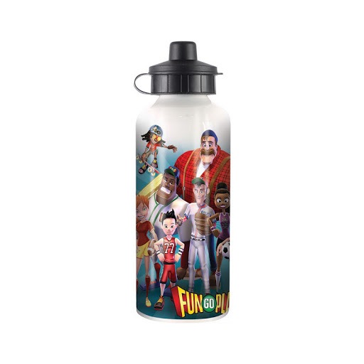 Seattle Full Colour Printed Drinks Bottle