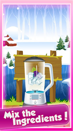 Ice Smoothies Maker 1.1.1 screenshot 500673