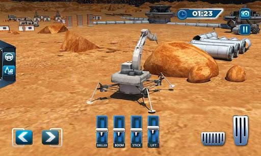 Space Station Construction City Planet Mars Colony painmod.com screenshots 6
