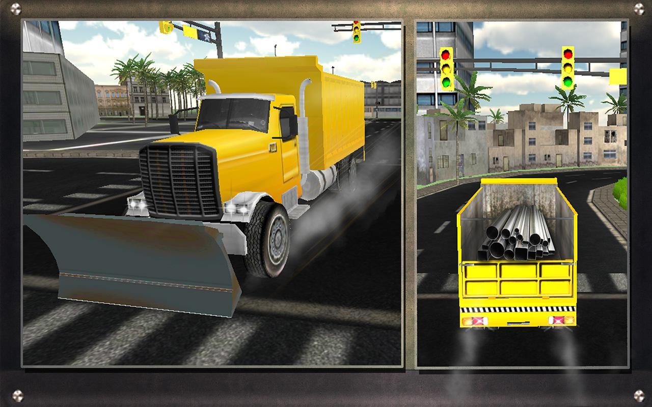 Real-Oil-Tanker-Truck-Driving 28