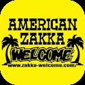 アメリカン ザッカ ウェルカム公式アプリ icon