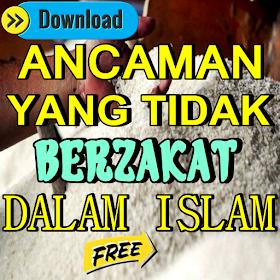 Ancaman untuk yang Meninggalkan Zakat Dalam Islam