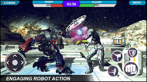 Super Robot Fighters : Galaxy Legacy Warrior 1.0 screenshots 13