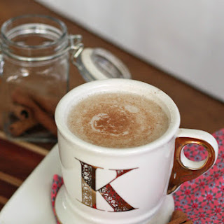 Chai Tea Latte {no refined sugar}