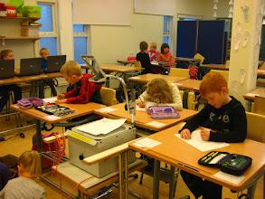 Photo: Teikna og lita
