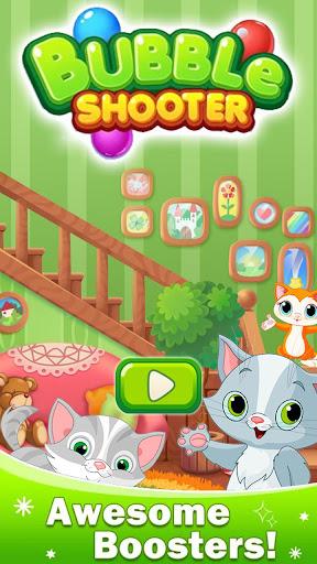 Meow Bubble Pop 1.4.0 screenshots 1
