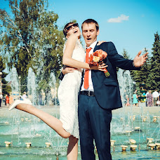 Wedding photographer Nikolay Popov (NIKPOPOV). Photo of 02.04.2015